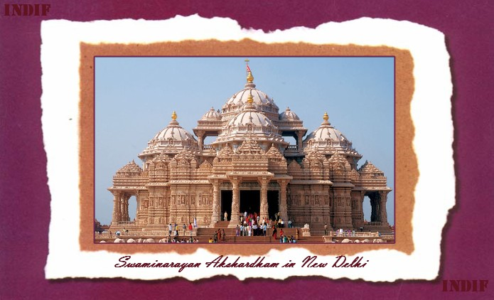 Akshardham Temple – Beautiful Place Near New Delhi