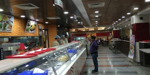 Local Fast Food Place – India