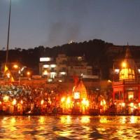 Ganges River – Ganga, Haridwar, India