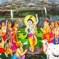 Goverdhan Pooja – गोवर्धन पूजा – 2020