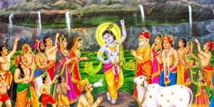 Goverdhan Pooja – गोवर्धन पूजा